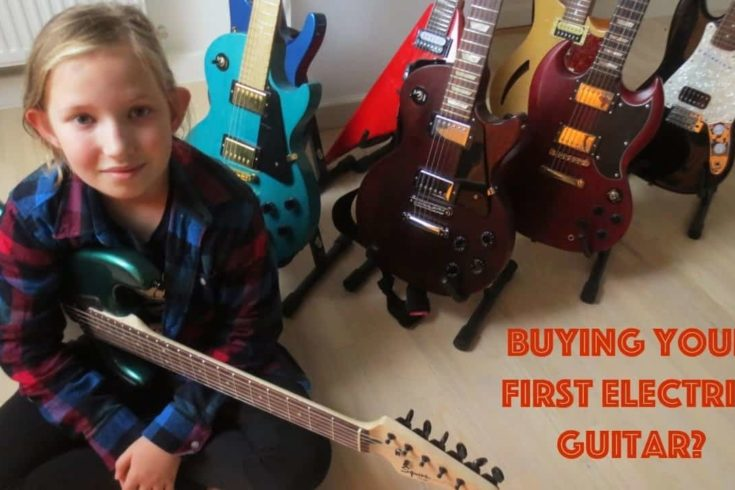 Top 7 Most Useful Electric Guitars For Kids to Buy Now