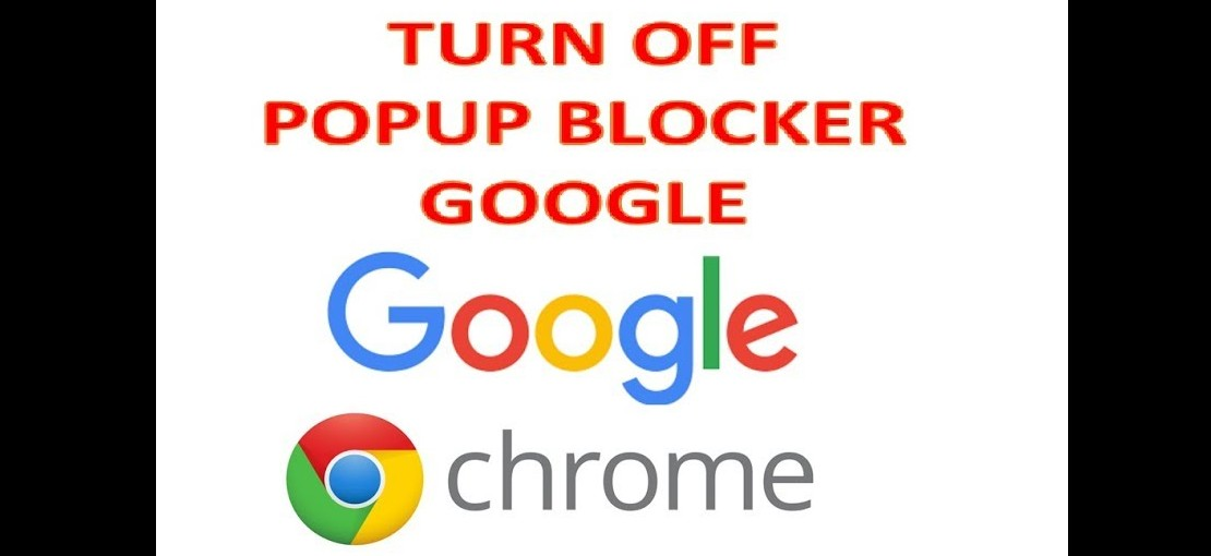 How to Turn Off Pop up Blocker on Google Chrome