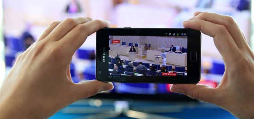 How to Watch TV Channels on Smartphone