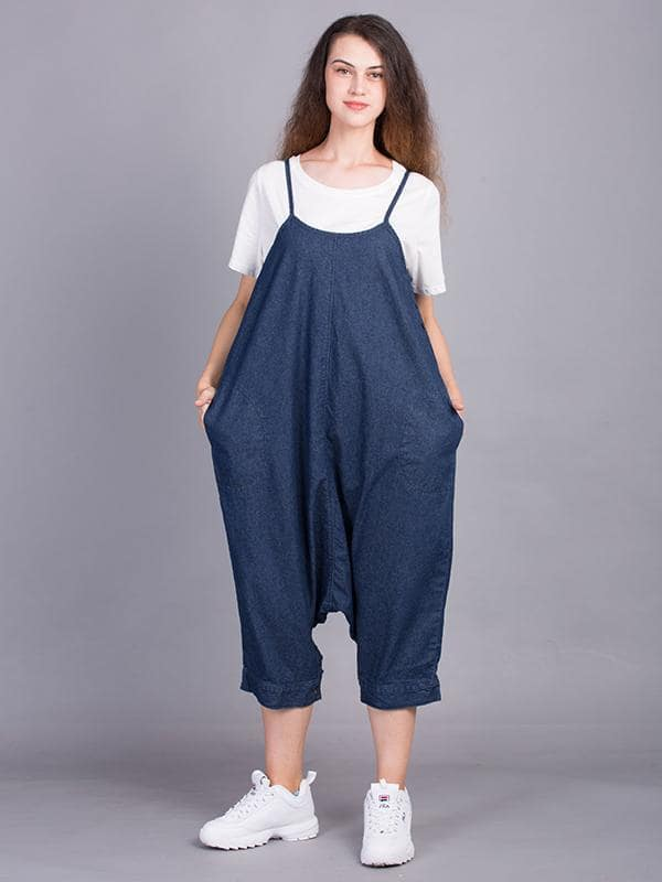 Loose Fitted Dungaree