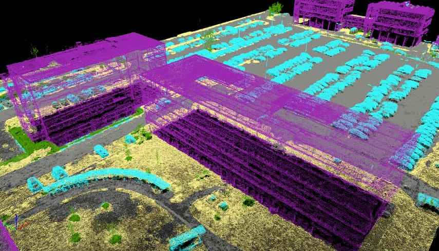 Point Cloud Data