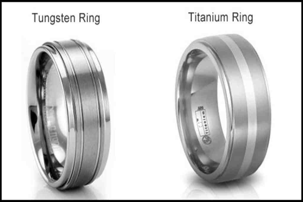 Titanium Vs Tungsten