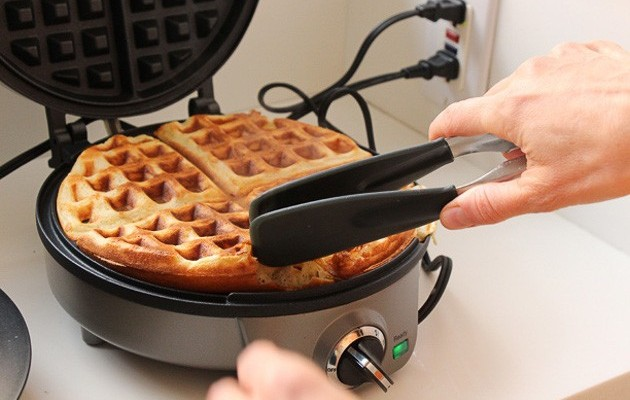 How to Make Crispy Waffles in Waffle Maker