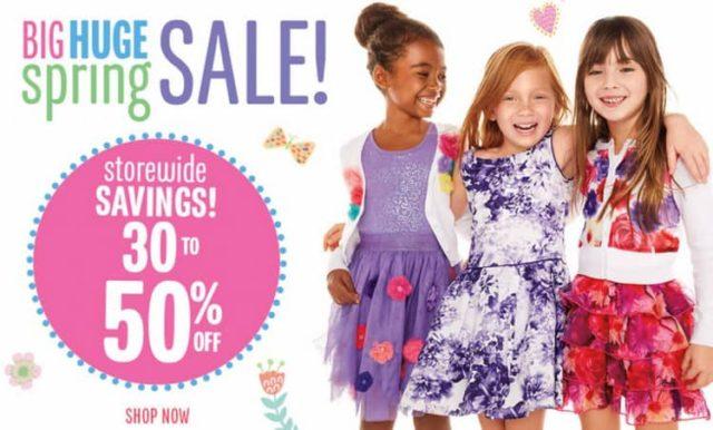 Kids Clothing Sales