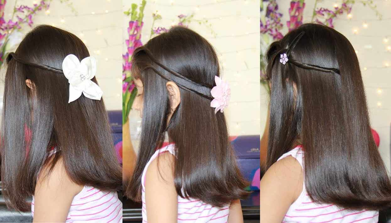 Top Party Hairstyles for Your Little Girl