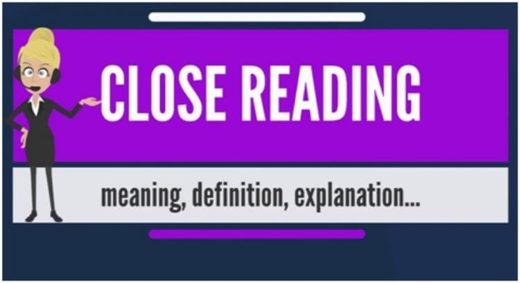 What are the 5 Benefits of Close Reading?