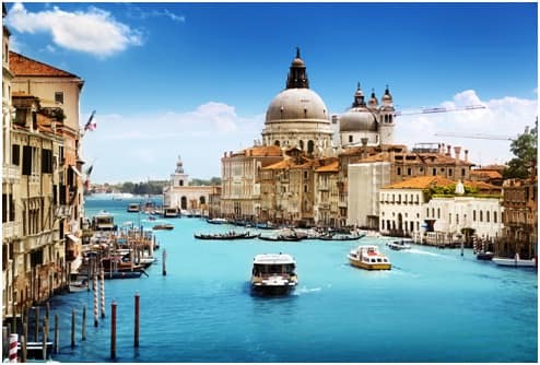 Italy tour packages from Dubai