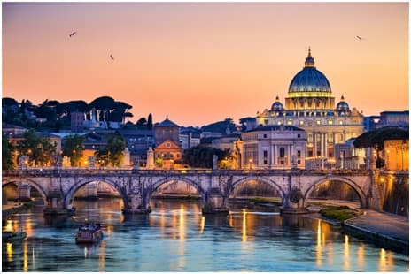 tour packages to Rome