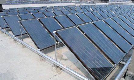 Use Of Solar Flat Plate Collectors for Solar Hot Water
