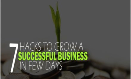 7 Hacks to Grow a Successful Business in Few Days