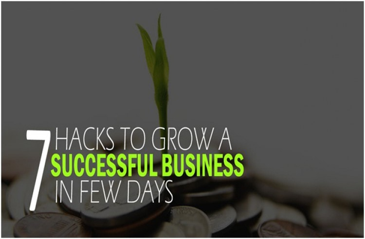 Grow a Successful Business in Few Days
