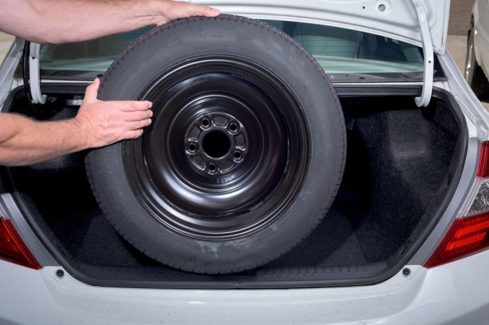 3 Facts to Know About Spare Tire
