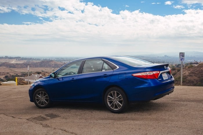 Why You Should Lease the New Toyota Camry XLE V6 At Al Muftah?