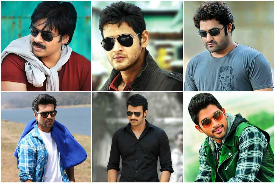 TOP 5 ACTORS IN TOLLYWOOD