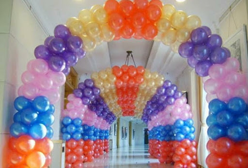 balloon decoration in Hyderabad