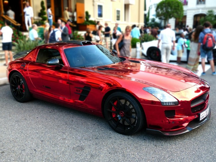 8 Most Expensive Car in the World