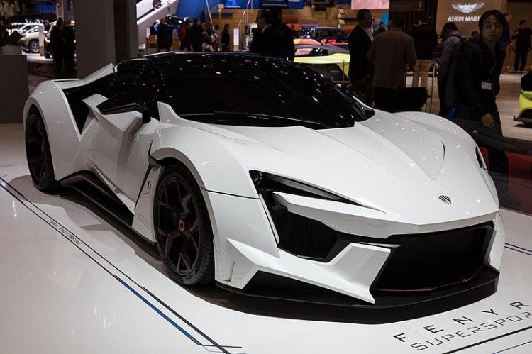 Lykan Fenyr Supersport