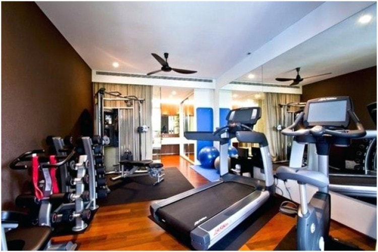 Bodybuilding Home Gym