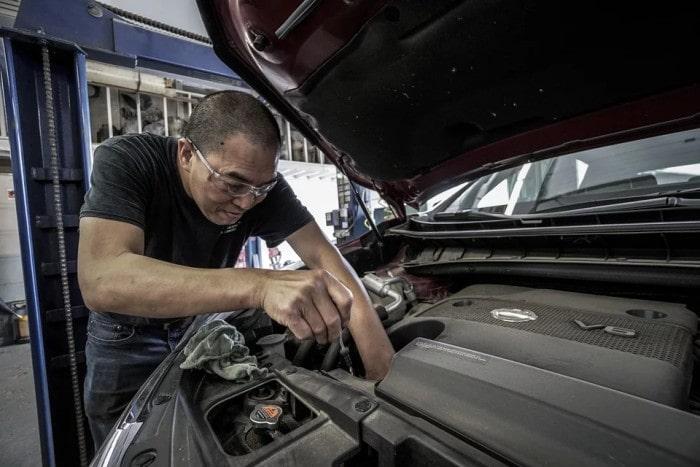 Car Care Tasks