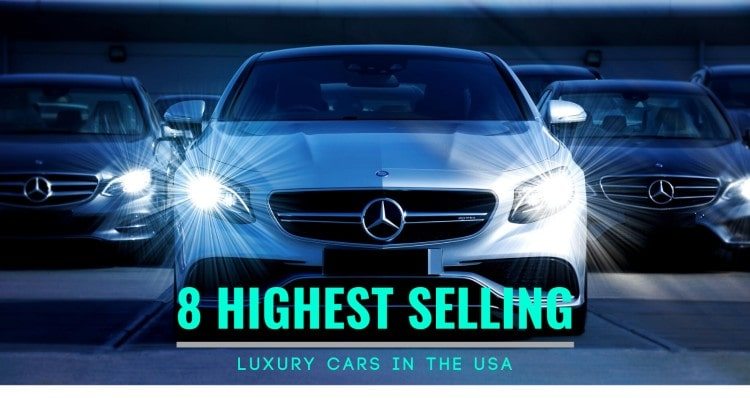 Highest Selling Luxury Cars in USA