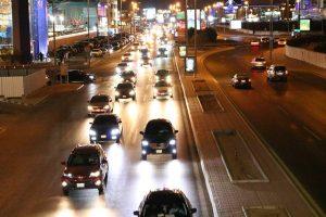 Jeddah, street.