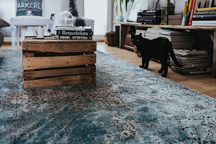 Surface rug