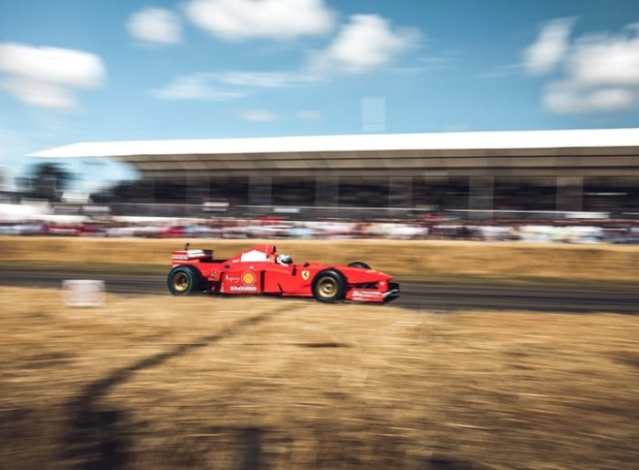 How Much does a F1 Car Cost (more or less)?