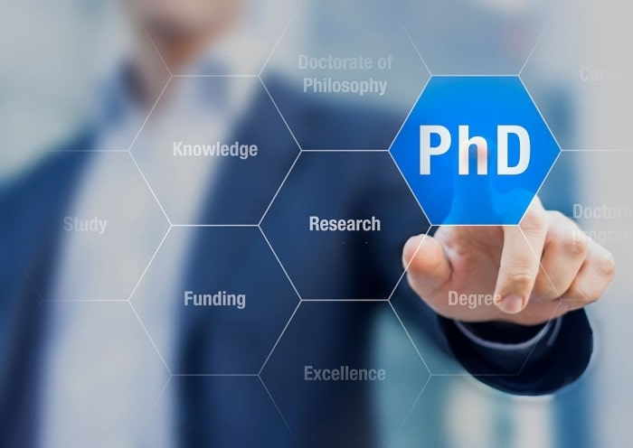 Career Options after Ph.D. in Management