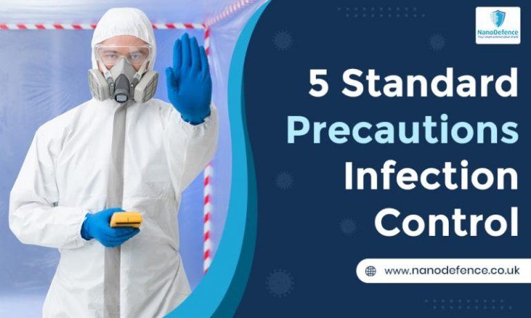 5 Standard Precautions Infection Control