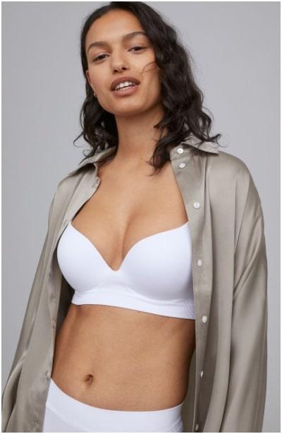 T-shirt Push-up bra